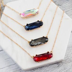 'Crystalline' Necklace